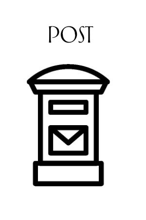 Postbox hover image
